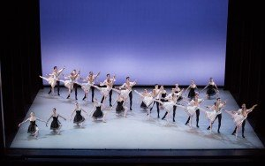 Gounod Symphony by The Suzanne Farrell Ballet, Choreography © The George Balanchine Trust, Photo by Paul Kolnik