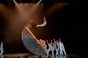 DIAVOLO in Trajectoire, photo by George Simian
