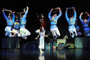 Estonian National Ballet: The Nutcracker Photo: Harri Rospu