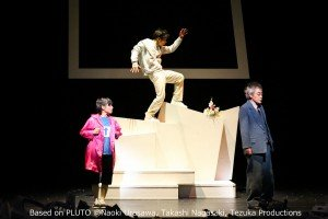 Sidi Larbi Cherkaoui/ Bunkamura Theatre Cocoon: Pluto Photo: Katsu Nagaishi