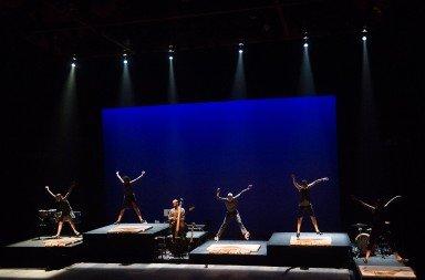 Dorrance Dance in ETM: Double Down, photo by Christopher Duggan