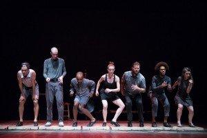 Dorrance Dance in ETM: Double Down, photo by Hayim Heron