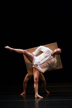 "Matthew Albert of Brian Brooks Dance in ""Division"" Photo by Christopher Duggan"
