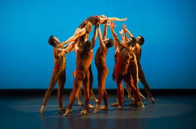 The Washington Ballet in Clifton Brown's Menagerie, photo by media4artists Theo Kossenas