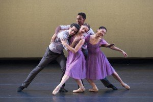 The Washington Ballet in Marcelo Gomes's The Outset, photo by media4artists Theo Kossenas