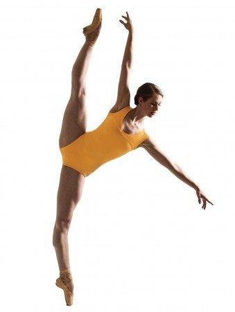 Tulsa Ballet Demi-Soloist Jennifer Grace Photo by Jeremy Charles
