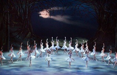 Artists of Pennsylvania Ballet in Swan Lake Photo: Alexander Iziliaev