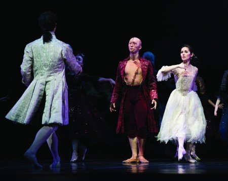 San Francisco Ballet in Scarlett's Frankenstein Photo © Erik Tomasson