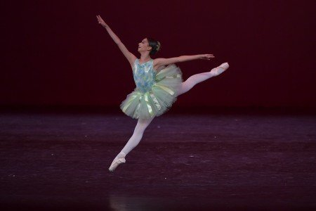 "Carolyne Freitas Galvao in ""Brazilian Samba"" at the YAGP Gala"