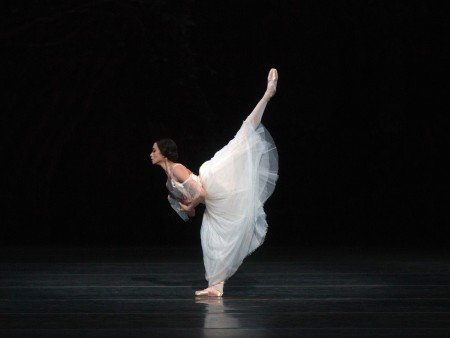 "Stella Abrera in ""Giselle"" Photo by Rosalie OÕConnor."