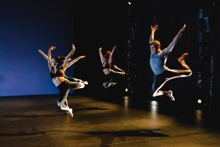 "Amy Marshall Dance Company in ""No Exit"" Photo by David Gonsier"