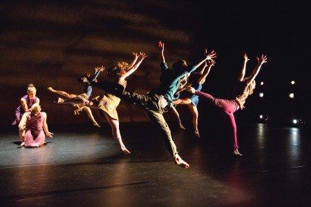 """Ariel Rivka Dance in Ariel Grossman's """"No Words"""" Photo by David Gonsier"""