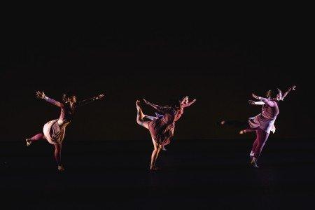 """Ariel Rivka Dance in Ariel Grossman's """"She"""" Photo by David Gonsier"""