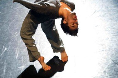 Aakash Odedra, photo by Chris Nash