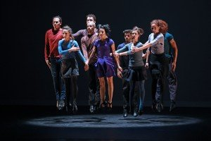 Malpaso Dance Company in 24 Hours and a Dog (Suite), photo by Bill Hebert