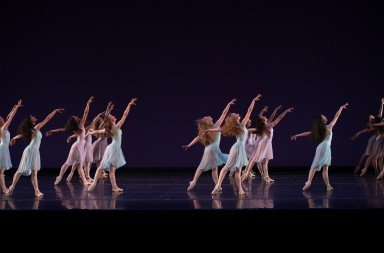 Oregon Ballet School Students at the 2018 Annual School Performance   Photo by Yi Yin
