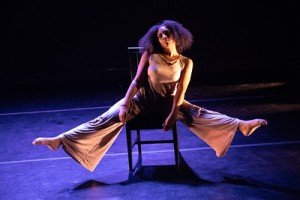 Death of a Dream, choreographed by Truly A. Bennett, photo by Jeff Malet