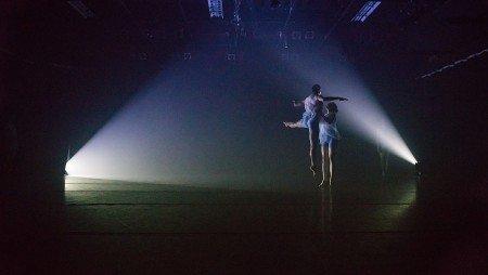 "Dancers in Daniel Roberts's ""Night Cloud"" Photo by Marcia Davis"