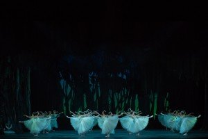 Ballet Nacional de Cuba in Giselle, photo by Teresa Wood