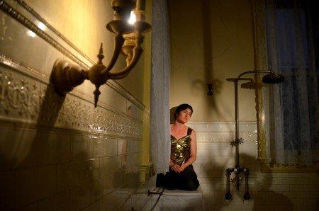 Damara Ganley in Still Standing Photo Melissa Lewis