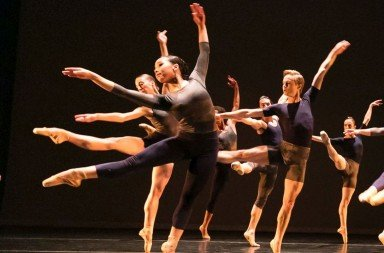 "ARC Company Dancers in Bruce McCormick's  ""Palatial Vestiges""   Photo by Suzy Petrucci"
