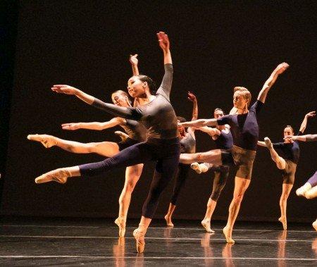 "ARC Company Dancers in Bruce McCormick's ""Palatial Vestiges"" Photo by Suzy Petrucci"