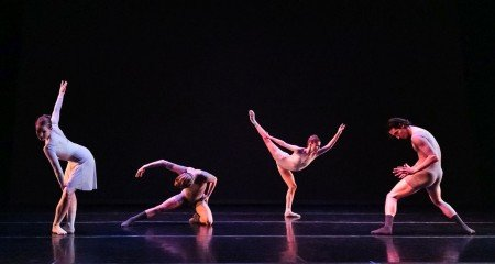 "ARC Company Dancers in Wen Wei's ""Quartet"" Photo by Suzy Petrucci"