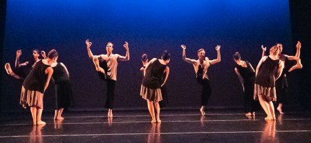"""ARC Dance Company in Jason Ohlberg's """"Milk and Honey"""" Photo by Suzy Petrucci"""