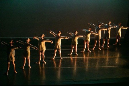 """ARC Dance Company in Marika Brussel's """"Skin of the Sea"""" Photo by Suzy Petrucci"""