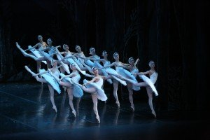Swan Lake Photo: St Petersburg Ballet Theatre