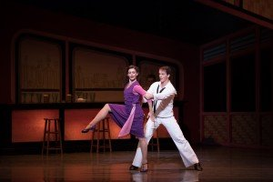 "Kathleen Breen Combes and Paul Craig in Jerome Robbins's ""Fancy Free"" Photo by Rosalie O'Connor"
