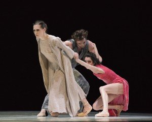 San Francisco Ballet in Cathy Marston's Snowblind, photo by Erik Tomasson