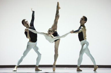 San Francisco Ballet in David Dawson's Anima Animus. photo by Erik Tomasson