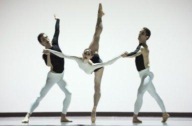 San Francisco Ballet in David Dawson's Anima Animus. photo by Erik Tomasson