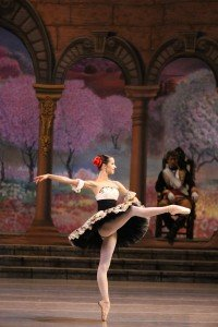 "Maria Khoreva in Yuri Smekalov's ""Paquita"" Photo by Svetlava Avvakum Courtesy of The Mariinsky Ballet"