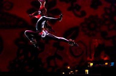Frankie Lee Peterson III in Luna Mexicana Photo John Hefti