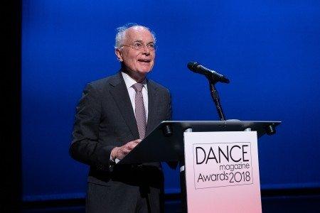 Dance Magazine Awardee Nigel Redden Photo by Christopher Duggan