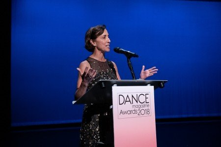Dance Magazine Awardee Lourdes Lopez Photo by Christopher Duggan