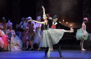 Katja Khaniukova and Jeffrey Cirio in Manon Photo: Laurent Liotardo