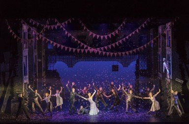 Matthew Bourne's Cinderella, photo by Johan Persson