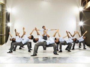 Dem Raider Boyz on WORLD OF DANCE -- Season: 2, photo by: Andrew Eccles/NBC