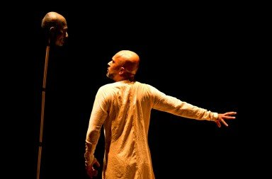 Akram Khan in Until the Lions Photo: Jean Louis Fernandez