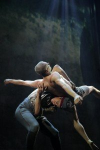 """Members of BalletBoyz in """"Young Men"""" Photo by Jessie Coleman"""