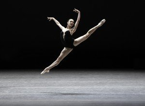 "Naomi Corti in William Forsythe's ""Herman Schmerman"" Photo by Erin Baiano"