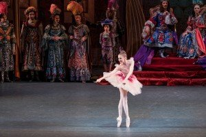 "Baily Jones in Peter Martins's ""The Sleeping Beauty"" Photo by Paul Kolnik"