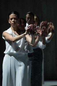 "Whim W'him dancers in the program ""3X3"" Photo courtesy of Whim W'him"