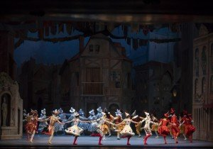 ABT's Harlequinade, photo by Erin Baiano