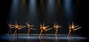 "Complexions dancers in Dwight Rhoden's ""Bach 25"" Photo by Sharen Bradford"