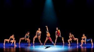 "Complexions dancers in Dwight Rhoden's ""Star Dust"" Photo by Sharen Bradford"