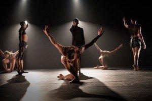"""Complexions dancers in Dwight Rhoden's """"Woke"""" Photo by Joanne Ziter"""
